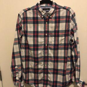 Banana republic men's button down shirt size M